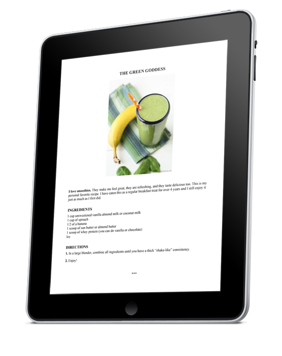 ebook layout
